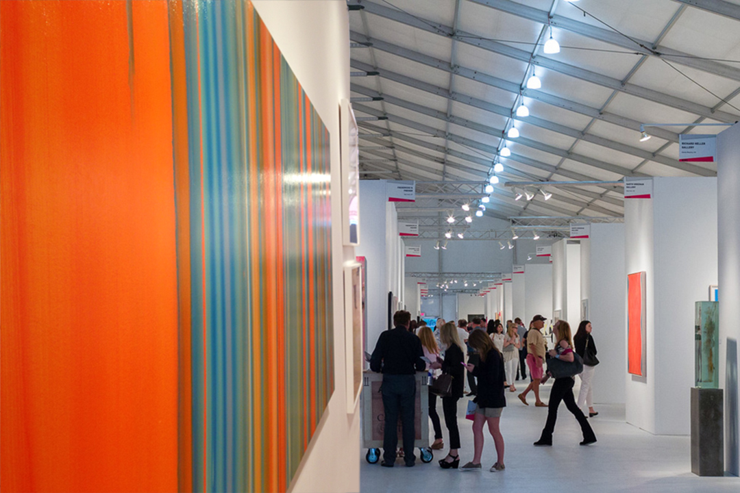 Miami Project, Richard Levy Gallery, Miami Basel